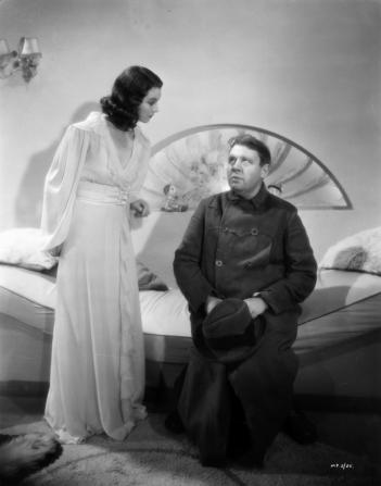 Vivien Leigh, Charles Laughton