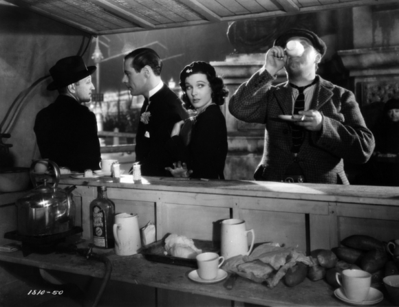 Rex Harrison, Vivien Leigh, Charles Laughton