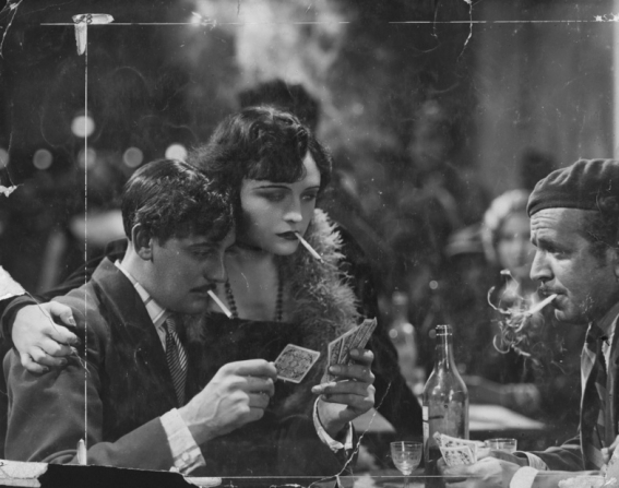 Warwick Ward, Pola Negri, William Pardue