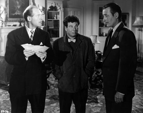 John Horsley, Michael Balfour, Tom Conway