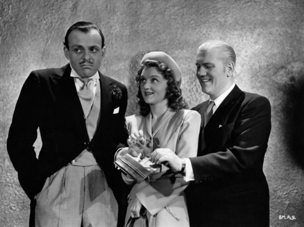 Terry-Thomas, Avril Angers, Carroll Levis