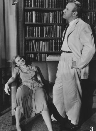 Joanne Woodward, Lee J. Cobb
