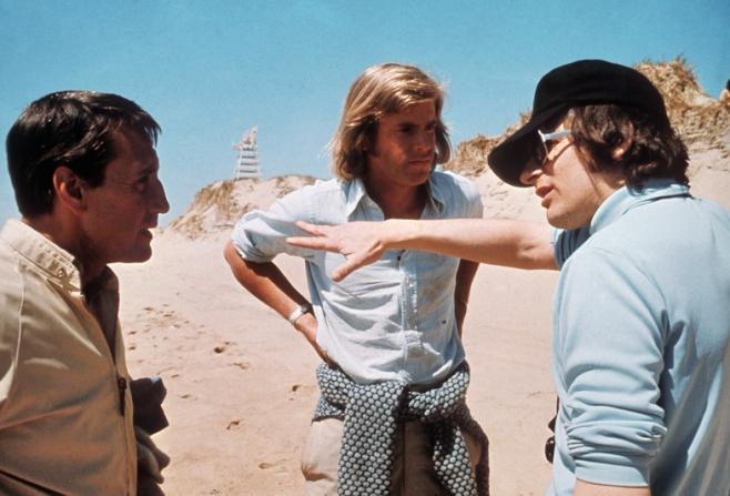 Roy Scheider, Steven Spielberg
