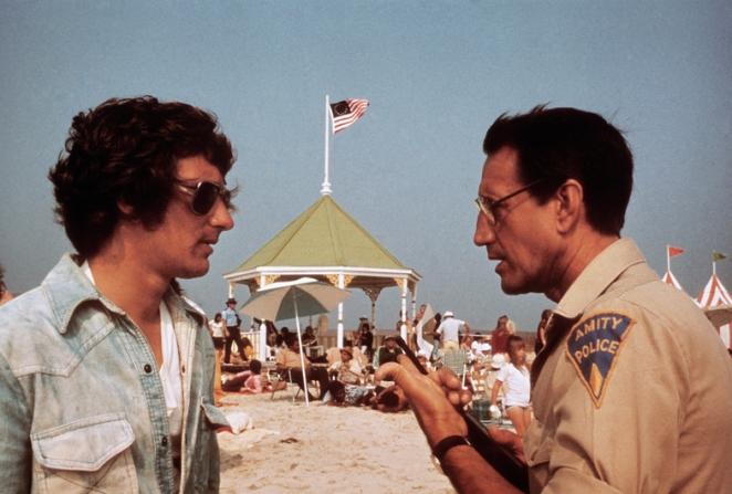 Steven Spielberg, Roy Scheider
