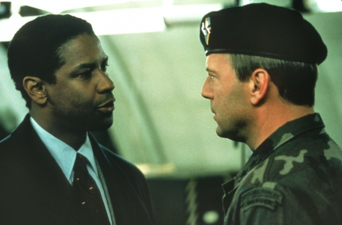 Denzel Washington, Bruce Willis