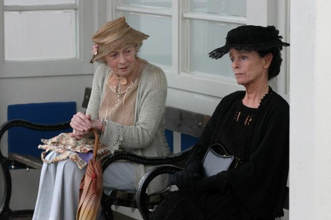 Geraldine McEwan, Geraldine Chaplin