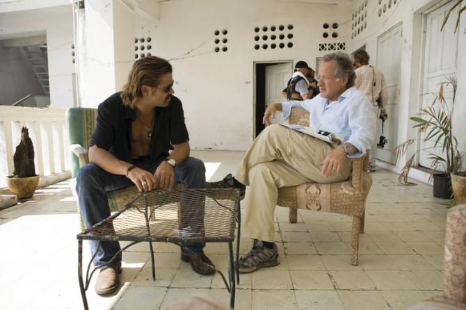 Colin Farrell, Michael Mann