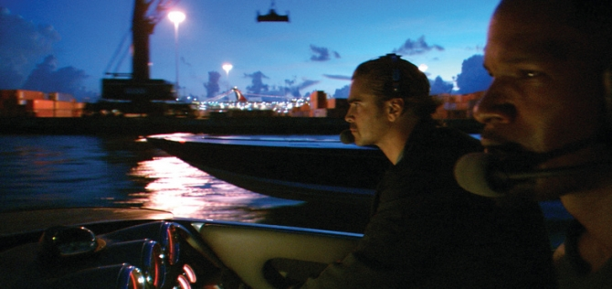 Colin Farrell, Jamie Foxx