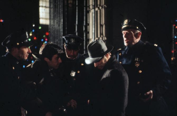 Al Pacino, Sterling Hayden