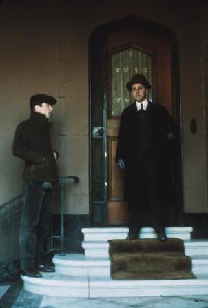 Robert De Niro, Bruno Kirby