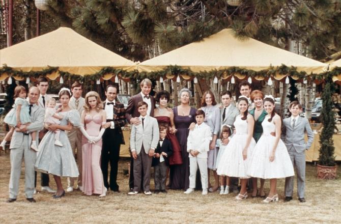 Robert Duvall, Ben Welden, Diane Keaton, Al Pacino