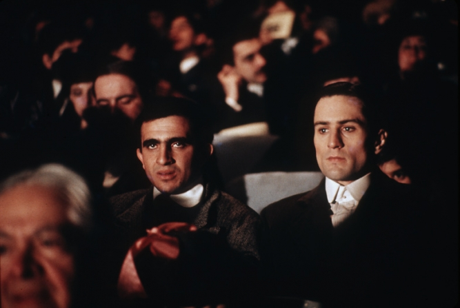 Robert De Niro, Frank Sivero