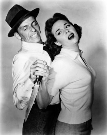 Frank Sinatra, Nancy Gates