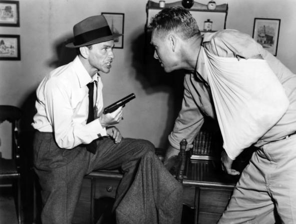 Frank Sinatra, Sterling Hayden