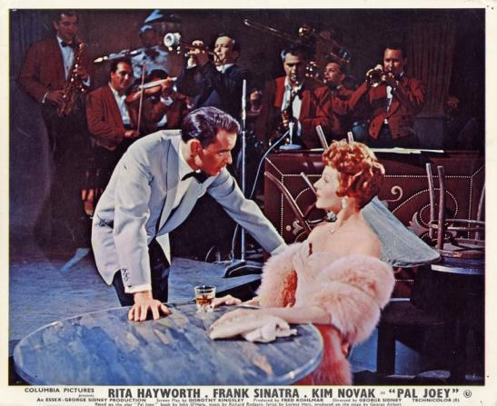 Frank Sinatra, Rita Hayworth