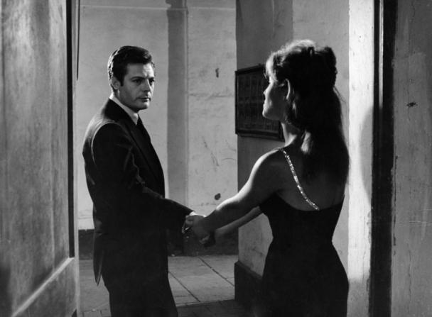 Marcello Mastroianni, Claudia Cardinale