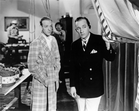 Fred Astaire, Bing Crosby