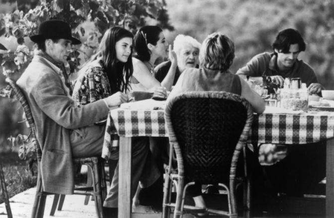 Jeremy Irons, Liv Tyler, Rachel Weisz, Jean Marais, D.W. Moffett