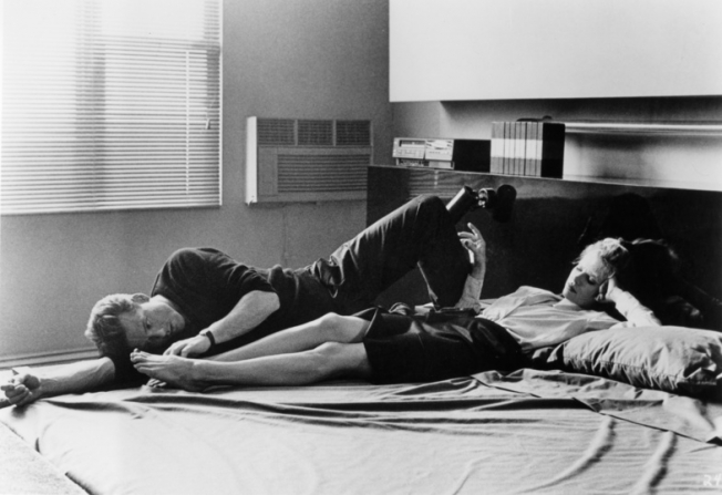 Mickey Rourke, Kim Basinger