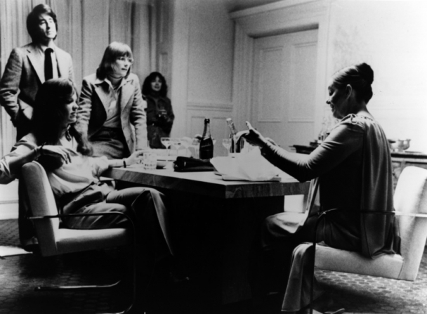 Kristin Griffith, Sam Waterston, Mary Beth Hurt, Diane Keaton, Geraldine Page