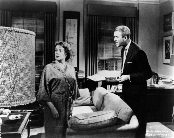 Elsa Lanchester, James Stewart