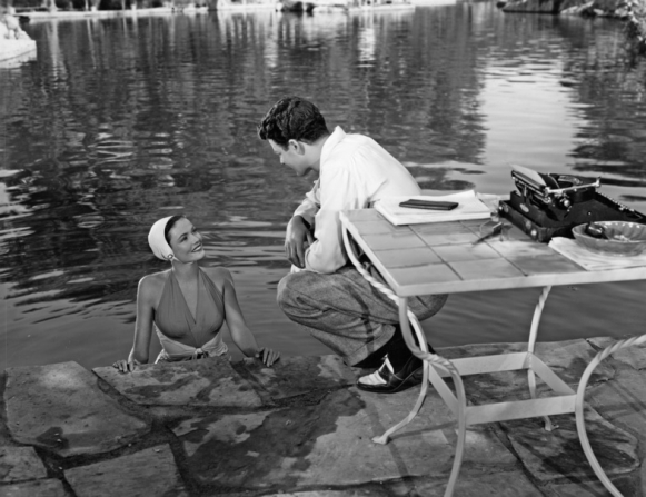 Gene Tierney, Cornel Wilde