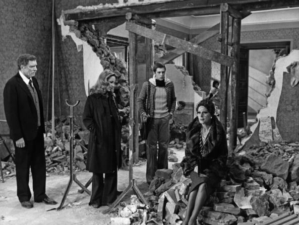 Burt Lancaster, Silvana Mangano
