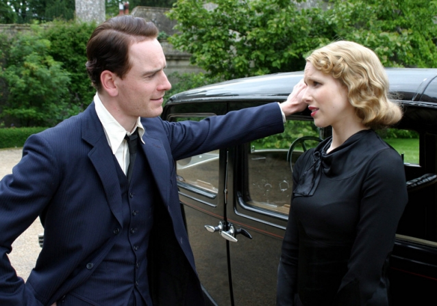 Lucy Punch, Michael Fassbender