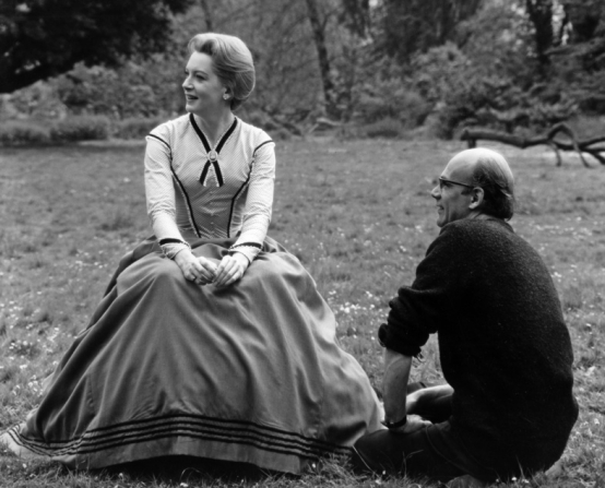 Deborah Kerr, Jack Clayton