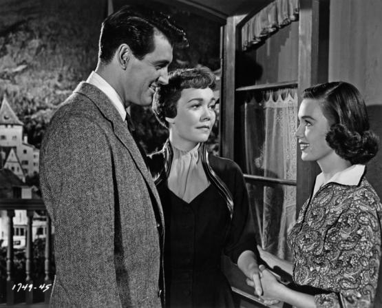 Rock Hudson, Jane Wyman, Barbara Rush