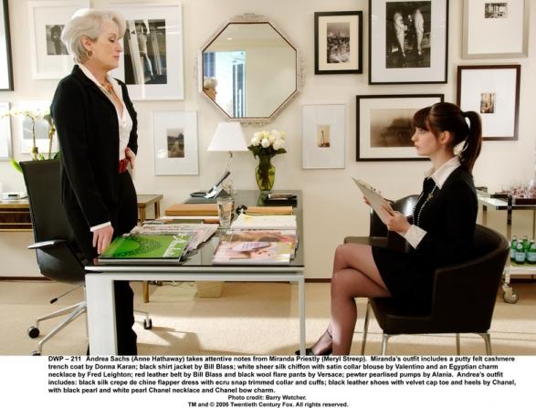 Meryl Streep, Anne Hathaway