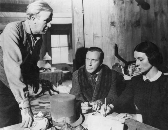 Harry Shannon, George Coulouris, Agnes Moorehead