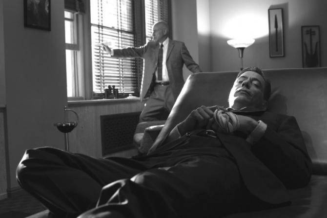 Alan Arkin, Robert Downey Jr