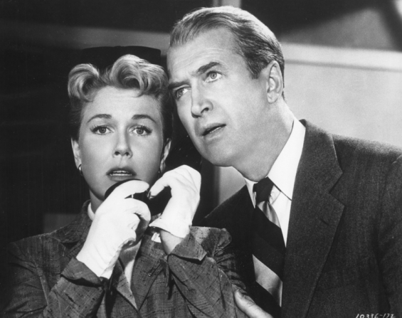 Doris Day, James Stewart
