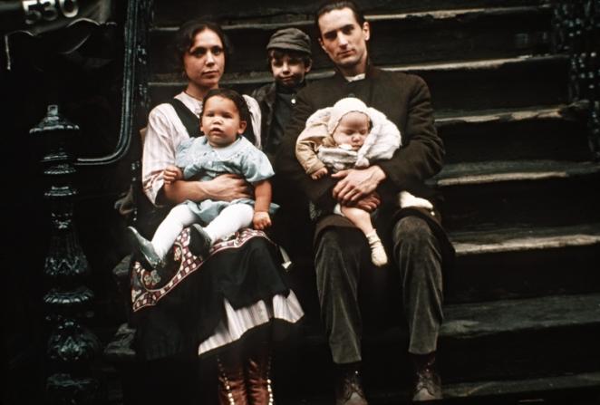 Robert De Niro, Francesca De Sapio