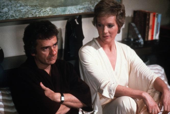 Dudley Moore, Julie Andrews