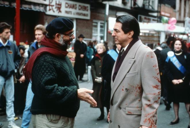 Francis Ford Coppola, Joe Mantegna