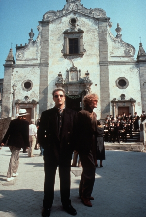 Al Pacino, Diane Keaton
