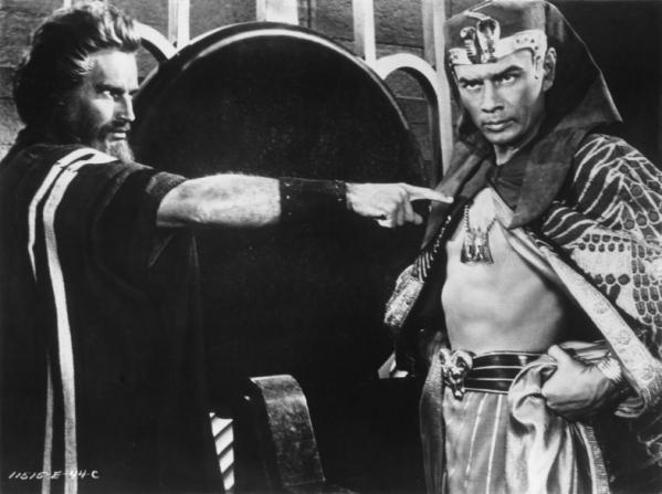 Charlton Heston, Yul Brynner