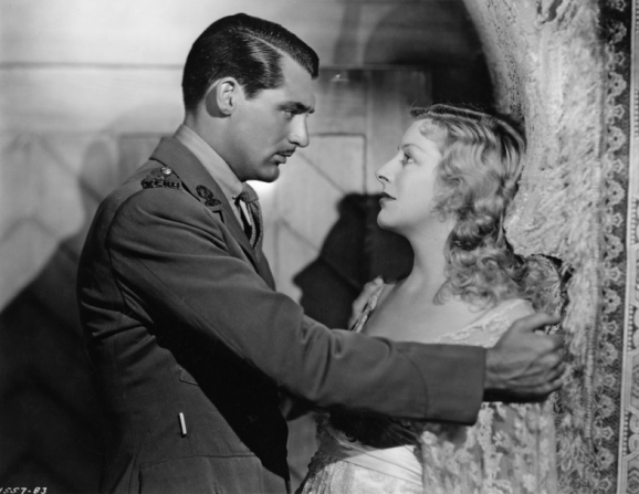 Cary Grant, Gertrude Michael