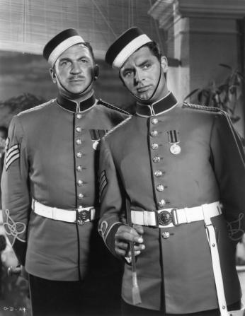 Cary Grant, Victor McLaglen