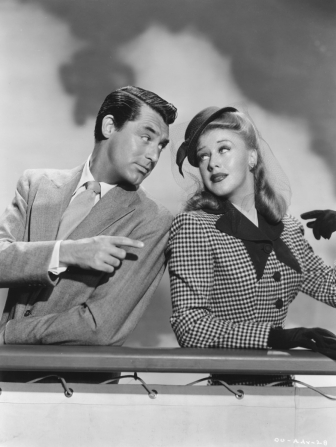 Ginger Rogers, Cary Grant