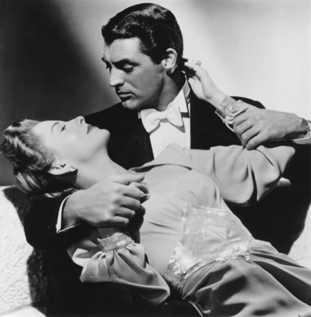 Cary Grant, Joan Fontaine