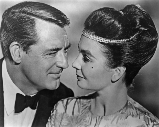 Cary Grant, Jean Simmons
