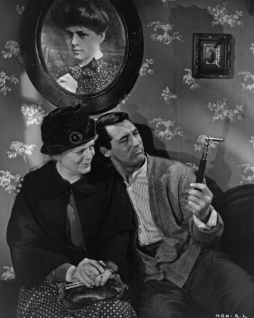 Cary Grant, Ethel Barrymore
