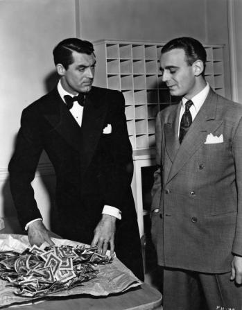 Cary Grant, Paul Stewart