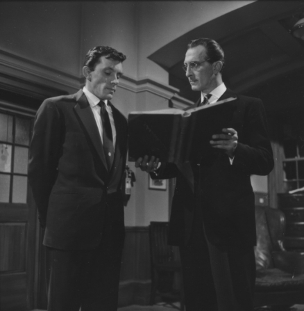 Barry Lowe, Peter Cushing