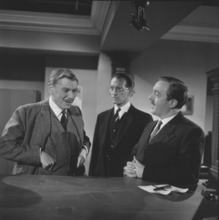 André Morell, Peter Cushing, Norman Bird