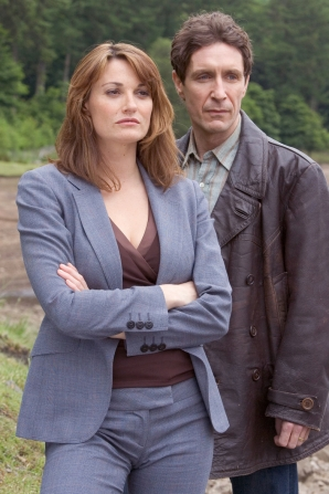 Sarah Parish, Paul McGann