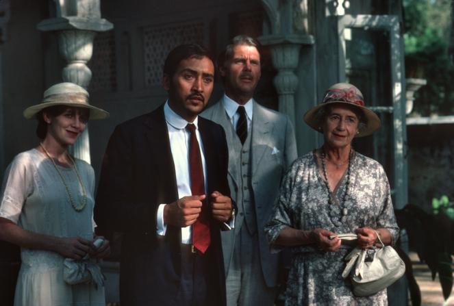 Judy Davis, Victor Banerjee, James Fox, Peggy Ashcroft